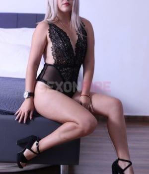 בחורה סקסית במיוחד אילנה בת 19