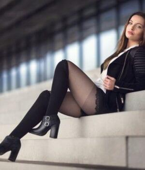 אוקסה בת 23 צעירה בחיפה